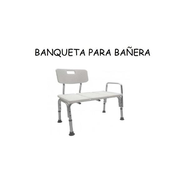 Banqueta para bañera: Catálogo de Ortopedia Bentejui