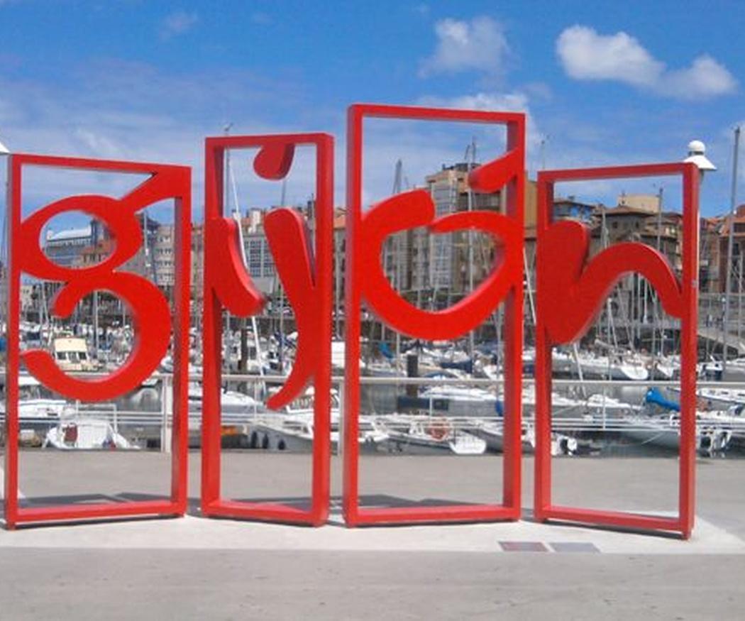 Gijón, una ciudad con encanto