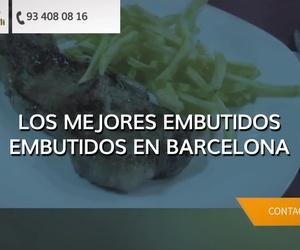 Restaurante en Barcelona,salon para celebraciones Barcelona|Meson Can meli