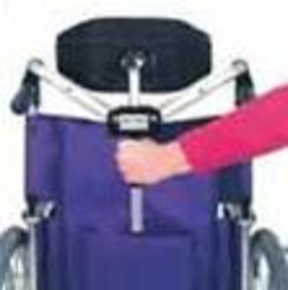 Reposacabezas plegable para silla de ruedas Asturias