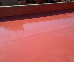 Impermeabilización de cubiertas y terrazas