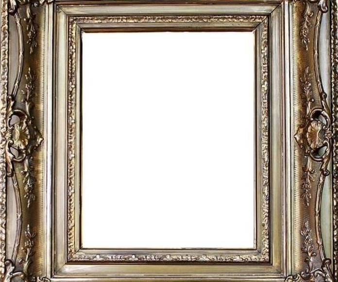 Enmarcacion de cuadros