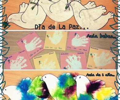 Feliz día de La Paz ...