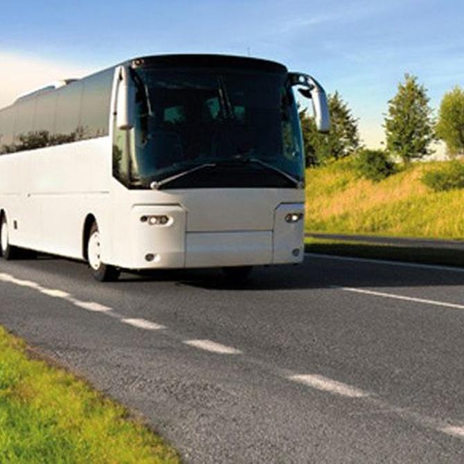 Este verano contrata un autocar para tus vacaciones