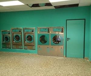 Lavandería reformada