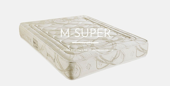 Colchon Aspol M-Super: Colchones Y ...... de Colchonería Moderna