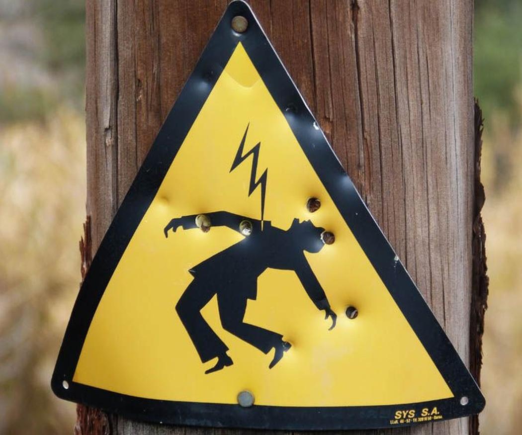 ¿Cómo actuar ante una electrocución?