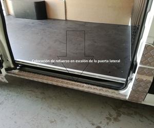 Trabajo en Furgoneta Renault