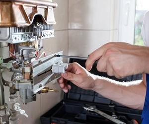 Reparación de calentadores de gas y eléctricos