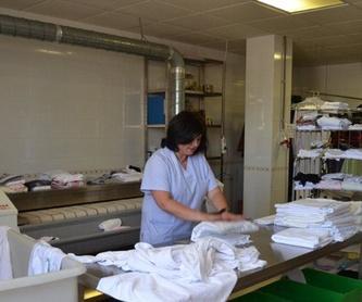 Cafetería: Servicios de Trinidad Montes Orientales
