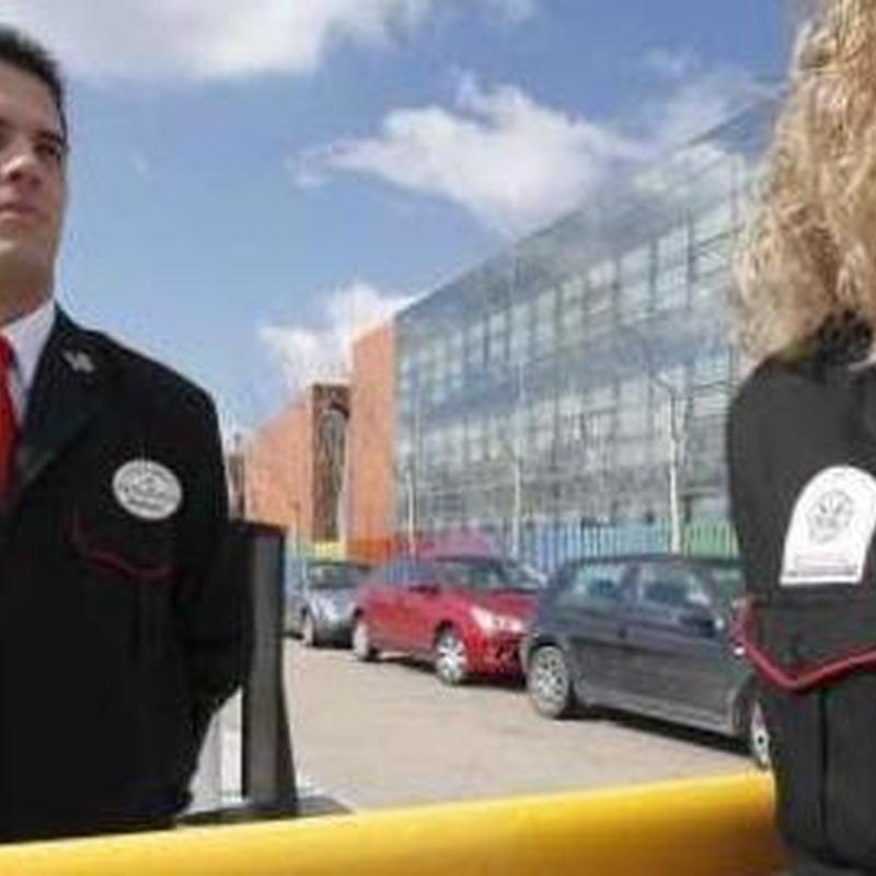 Vigilante de Seguridad: Servicios de Centre Mèdic Santa Eulàlia Bufet Mèdic