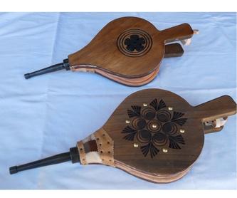 Modelo Aros: Productos de Manufacturas de Vega Artesanos del Fuelle