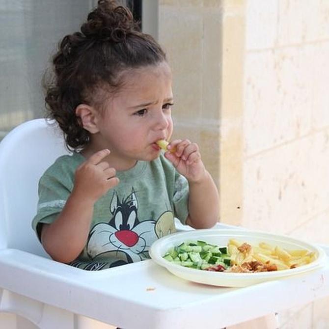 Alimentos imprescindibles en la infancia
