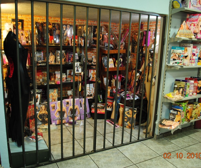 Gran variedad de artículos eróticos Pamplona