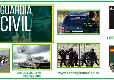 Curso Guardia Civil Presencial