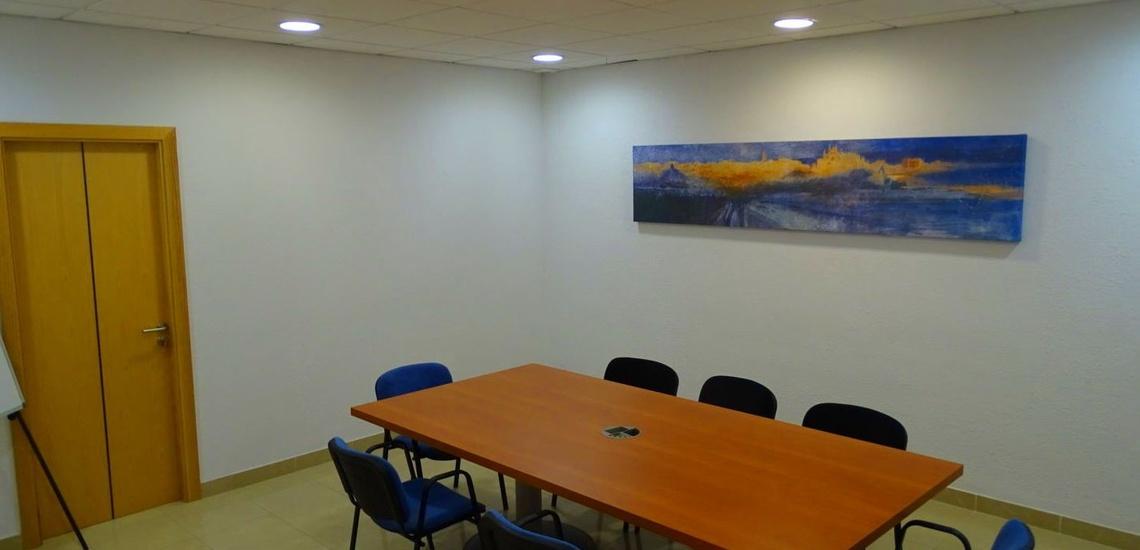 Centro de negocios en Palma de Mallorca