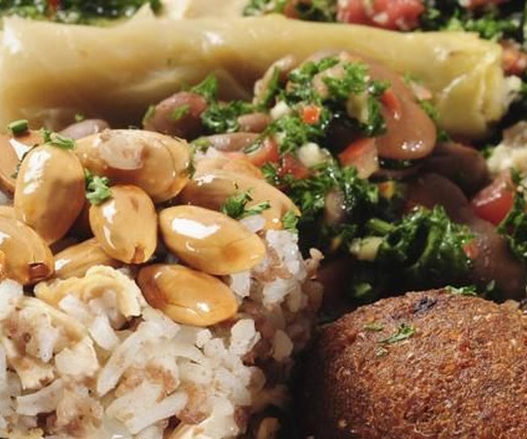 Tres platos típicos mallorquines