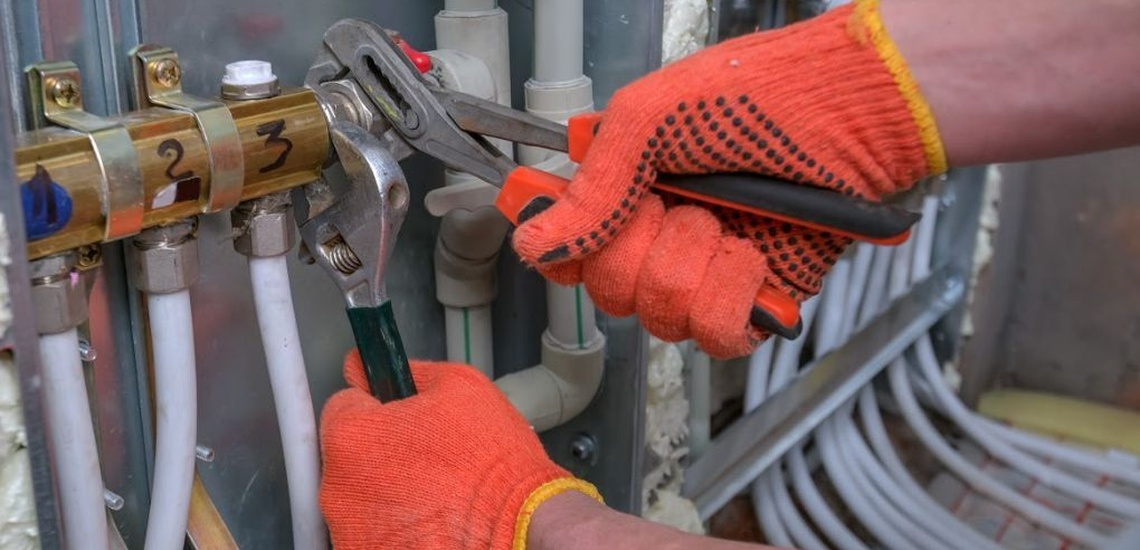 Instalaciones de fontanería en Vallès Oriental y aire acondicionado