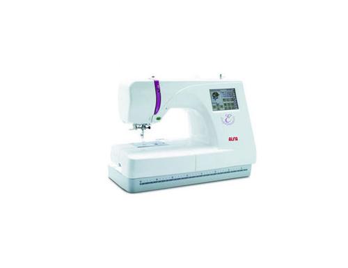 Máquina de bordar electrónica Alfa modelo 3550