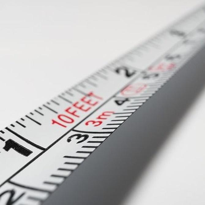 Ventajas del sistema métrico sobre el inglés