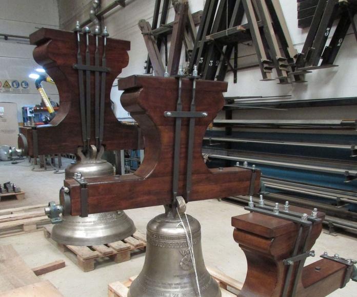 Campanas nuevas - 2001 Técnica y Artesanía, S. L.