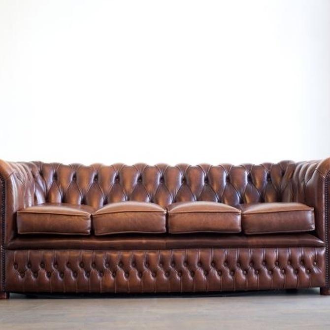 Chesterfield, el sofá más clásico