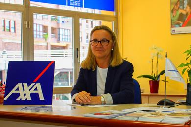 Fernanda, Administradora y Gerente.