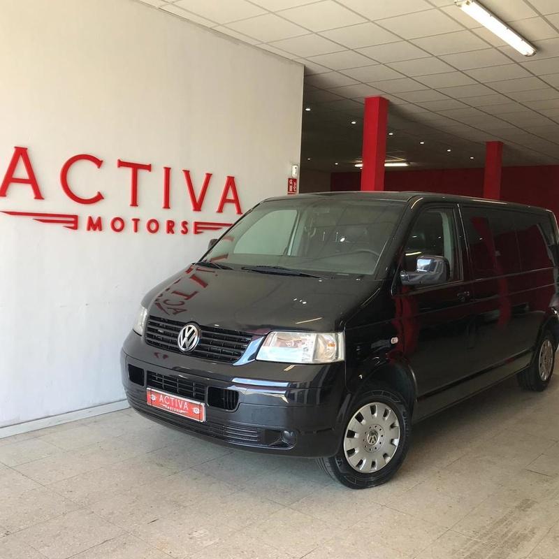 VOLKSWAGEN Caravelle Largo 2.5 TDI 130cv Comfortline 4p.: Nuestros Vehículos de Activa Motors