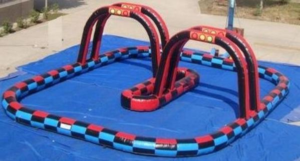 Circuito hinchable 24x15