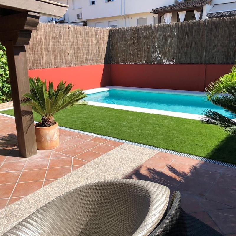 Nuevos trabajos piscina: Productos y Servicios de Bordes de Piscinas J. Antonio Alonso