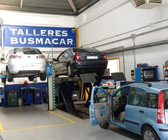 Carga de aire acondicionado: Reparaciones  de Talleres Busmacar