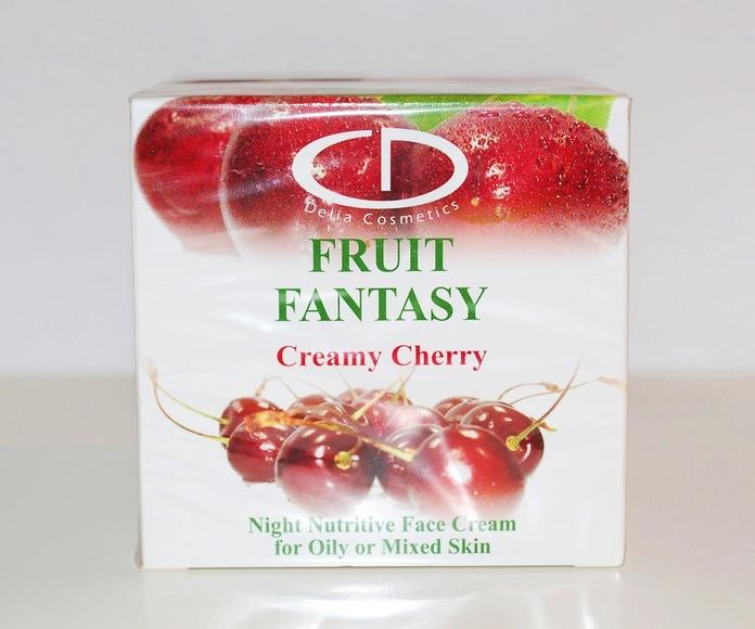 Fruto fantasía-Crema cereza: Nuestros productos de Comercial 11