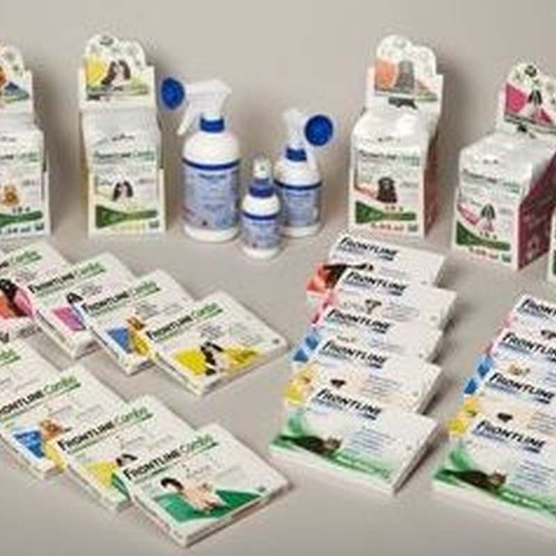 Frontline: Catálogo de Farmacia Las Cuevas-Mª Carmen Leyes