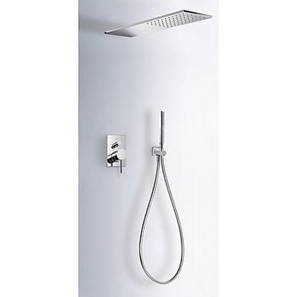 Kit de ducha monomando empotrado Max-Tres