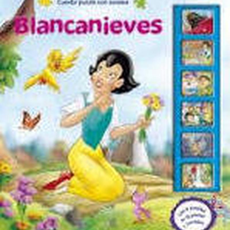 BLANCANIEVES - CUENTO PUZLE CON SONIDOS