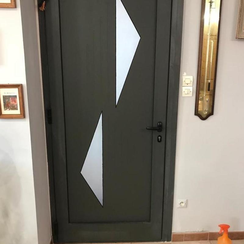 Puertas: Productos y servicios  de Metalls Llançà