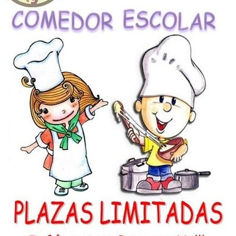 Comedor Escolar: Servicios y Actividades de Bufytos
