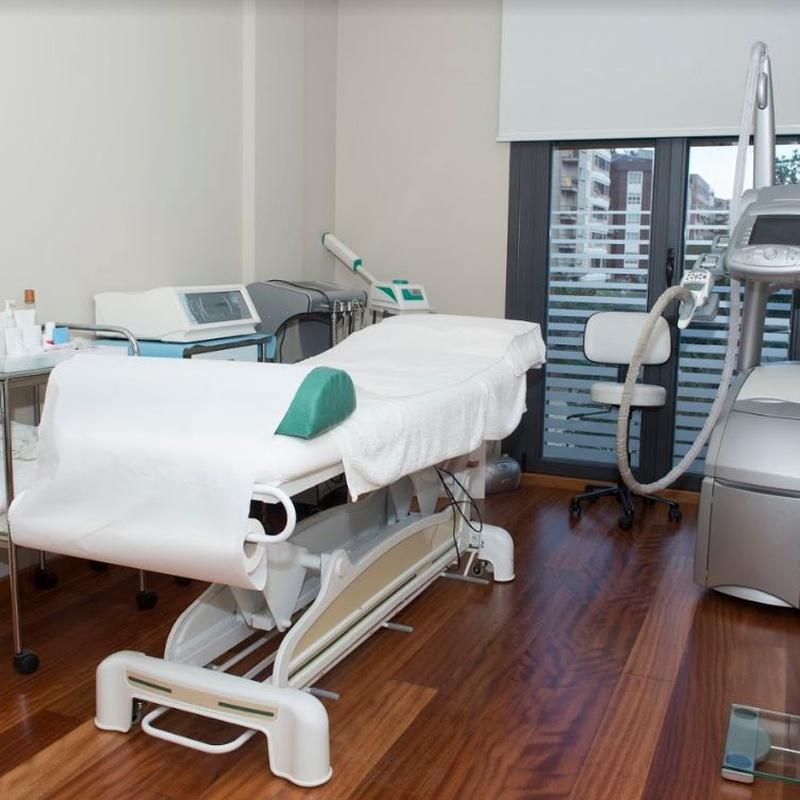 Aparatología: Servicios de Centro de Salud y Belleza, Mariam Navarro