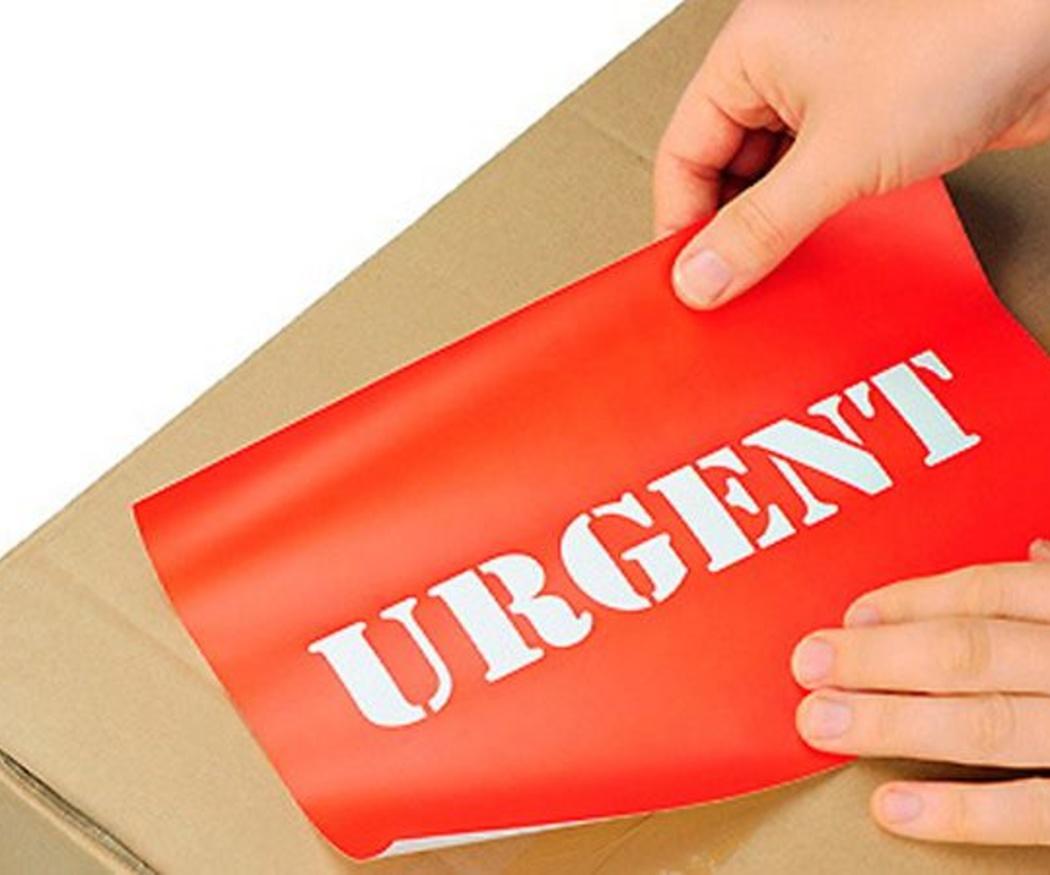 El impacto medioambiental de los envíos urgentes