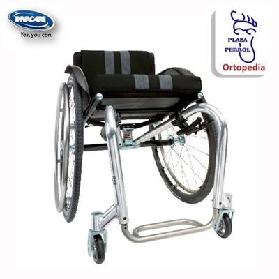 Sillas de ruedas activas: Edensalus
