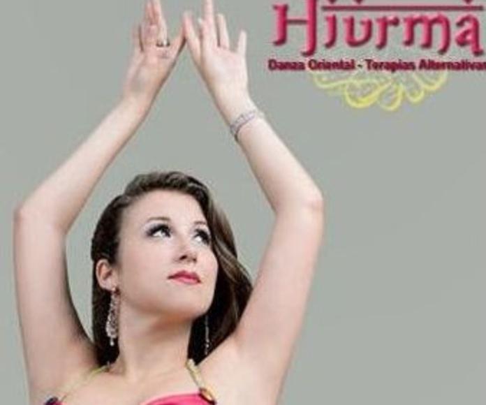 Danza con los ritmos: Danzas y Bailes de Hiurma Danza Oriental