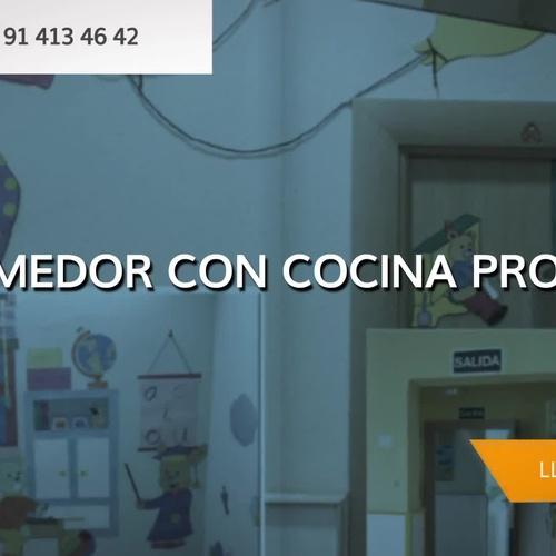 Escuela infantil en Madrid | El Osito