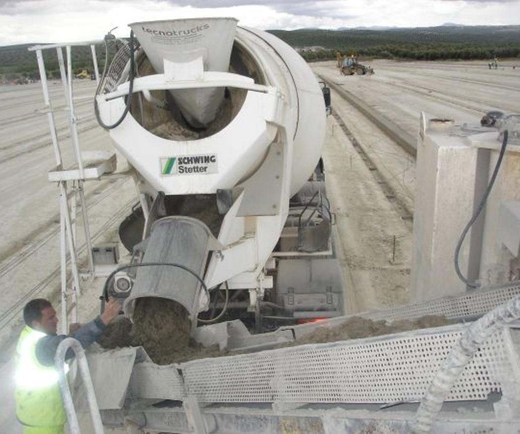 Aditivos del mortero y el hormigón