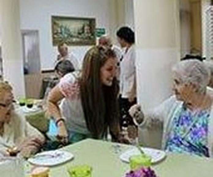 Otros servicios: Servicios de Residencia Santa María del Camino