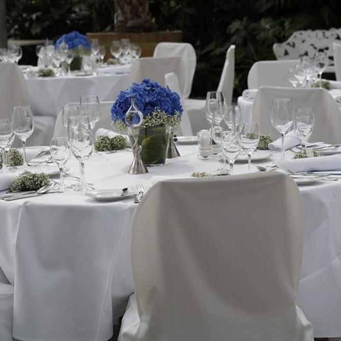 Elegir el centro de mesa perfecto para tu boda