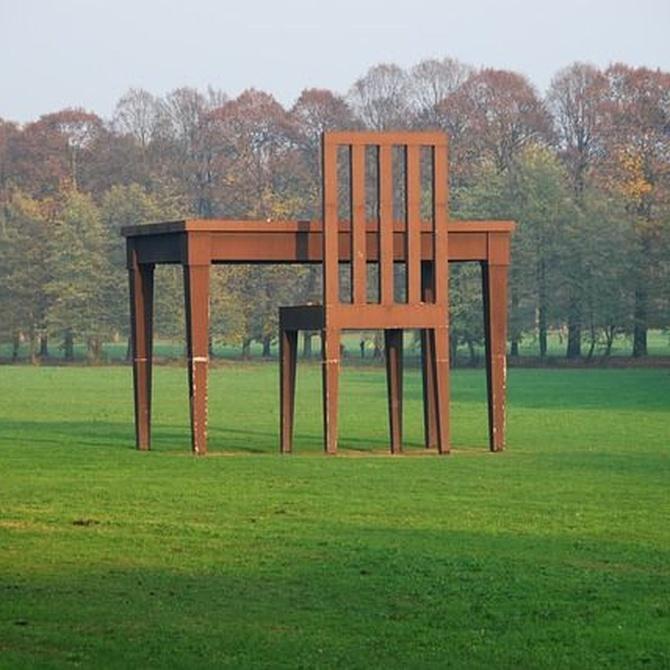 ¿Cuál es el mueble más grande del mundo?