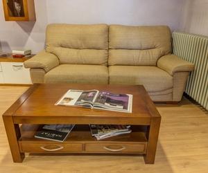 Exposición de muebles artesanales en Soria