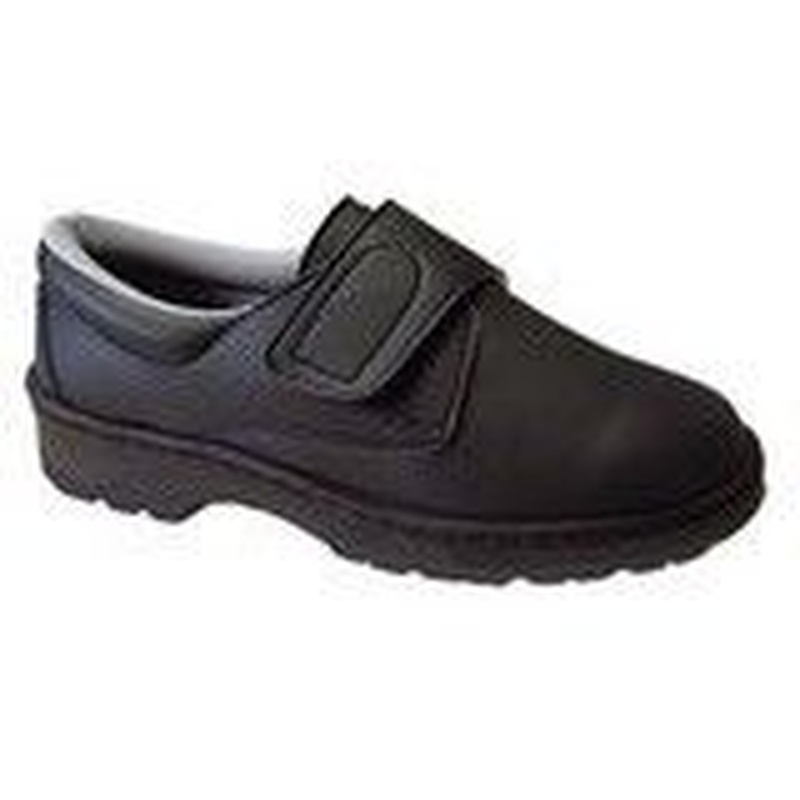 Zapato Modelo Milan SCL Negro: Catálogo de Frade Ropa de Trabajo