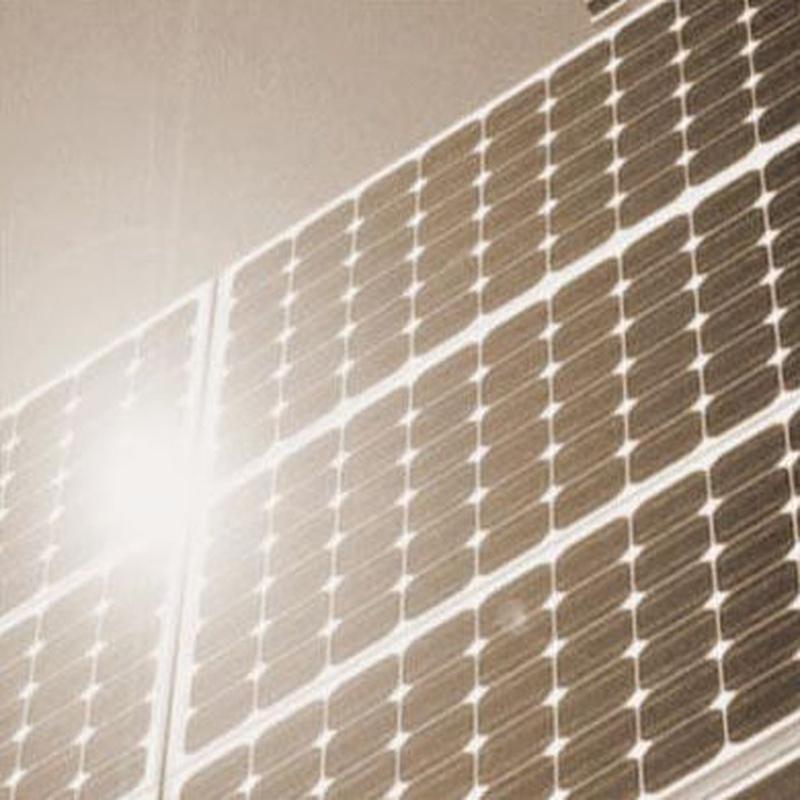 Energía solar: Servicios de J. Collell Instal·lacions