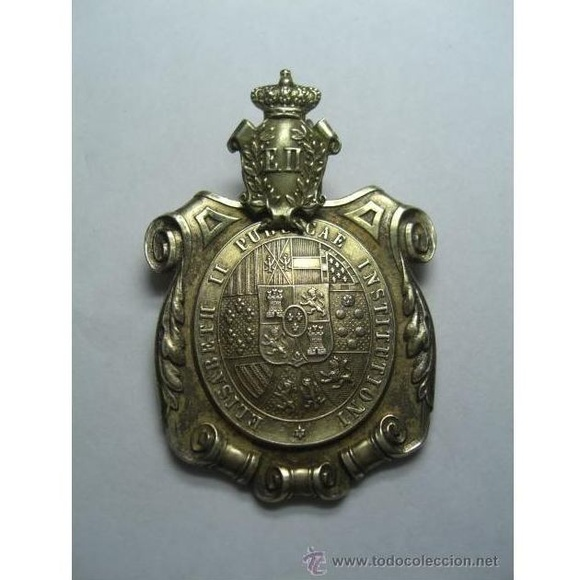 Medalla Venera a catalogar. Instituida por Isabel II: Catálogo de Antiga Compra-Venta